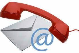 پست الکترونیکی واحدهای ستادی