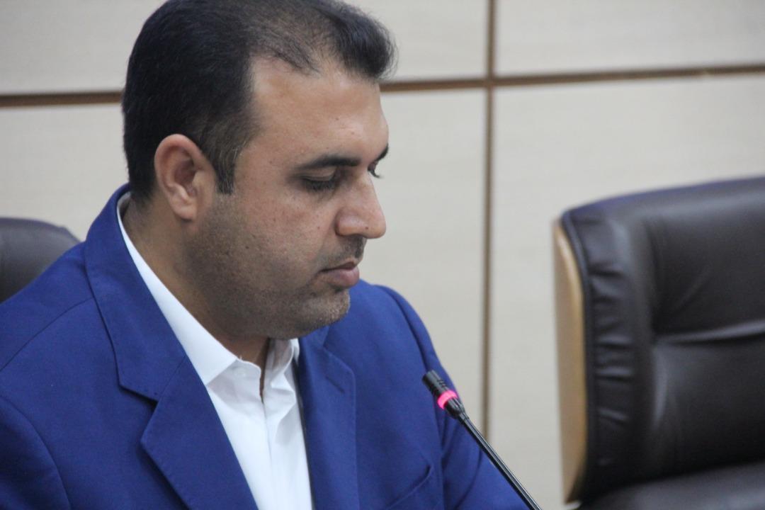 پیام تبریک عید سعید فطر رئیس سازمان صنعت, معدن و تجارت هرمزگان