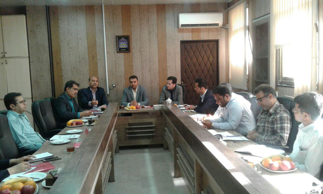 اولین جلسه توسعه بنگاههای خرد،کوچک و متوسط به ریاست رئیس سازمان صنعت، معدن و تجارت هرمزگان برگزار گردید.